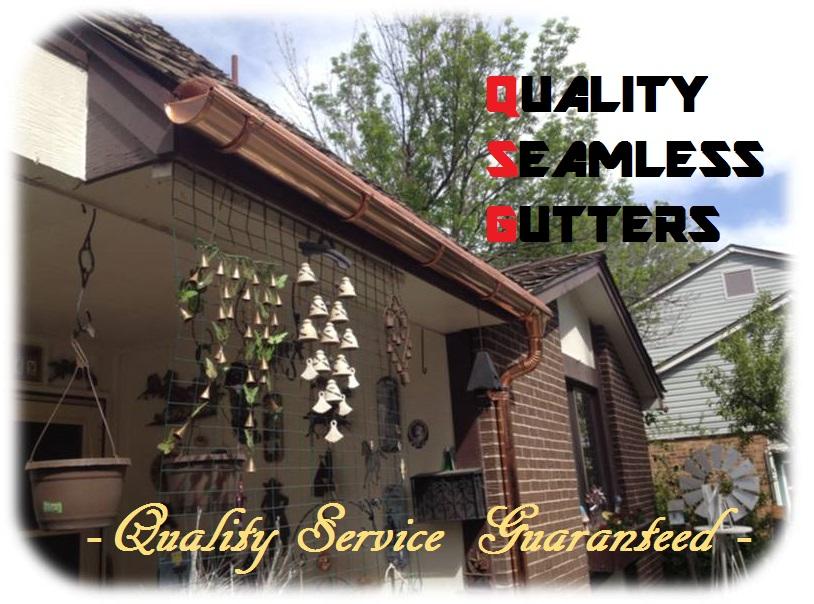 Quality Seamless Gutters Gutter Installation Experts