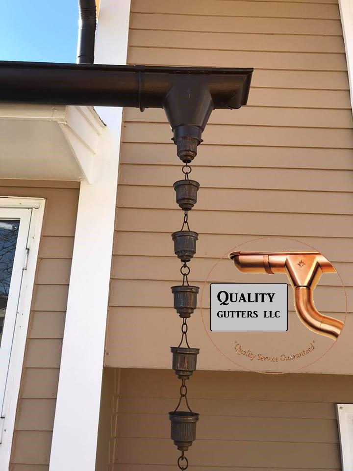 Portfolio Quality Seamless Gutters